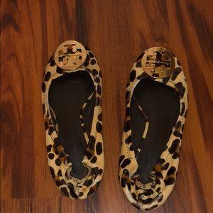 Tory Burch Leopard Revas